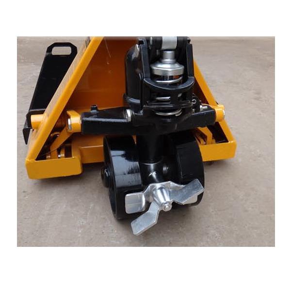 Nožní brzda k paletovému vozíku PV4T