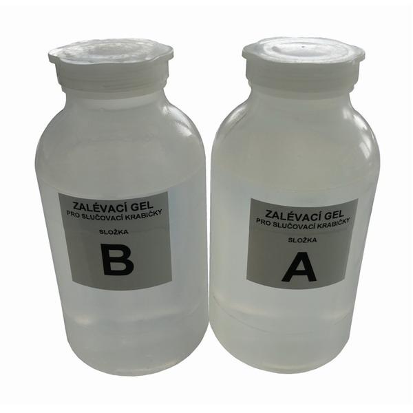Zalévací izolační gel na ochranu elektroniky, 1kg