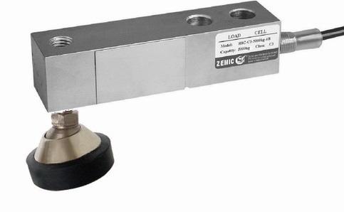 Ocelový tenzometrický snímač ZEMIC H8C/500kg