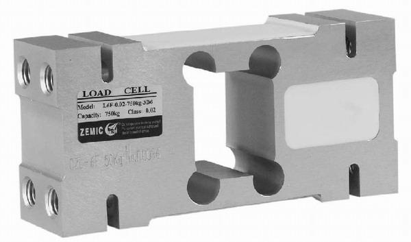 Hliníkový tenzometrický snímač ZEMIC L6F/500kg