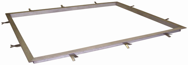 Nerezový rám PR5050N pro váhy 1T5050