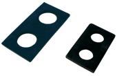 Ocelová podložka pod snímač HD-8-301/2,5-5T