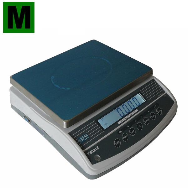 Stolní obchodní váha do 15kg, TSQHW. Levné váhy.