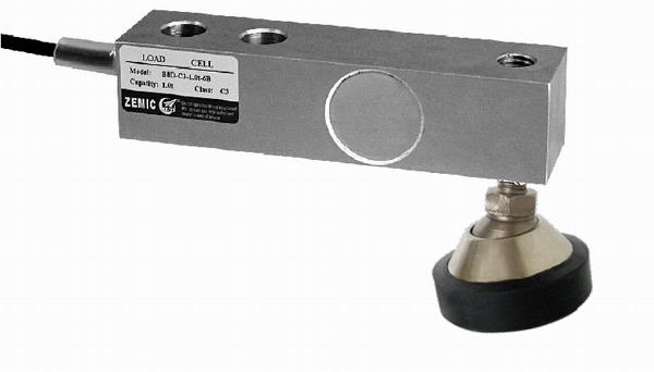 Nerezový tenzometrický snímač ZEMIC B8D/2000kg